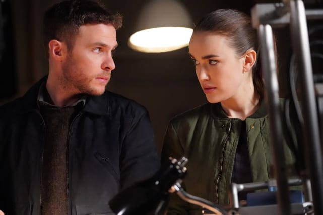 Fitz & Simmons - Agents of S.H.I.E.L.D.