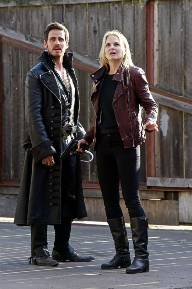 What Are They Seeing? - Once Upon a Time Season 4 Episode 1