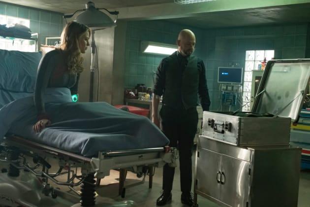 Unexpected by Kara - Supergirl Season 4 Episode 16