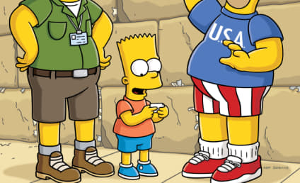 """The Simpsons Review: """"The Greatest Story Ever D'ohed"""""""