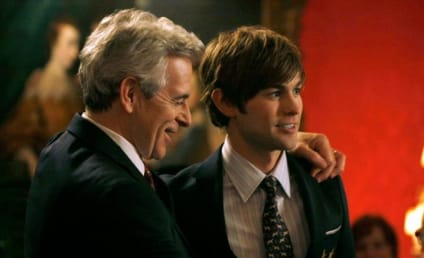 "More Gossip Girl Pics From ""The Grandfather"""
