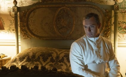 The New Pope Season 1 Episode 1 Review: The Best Laid Plans