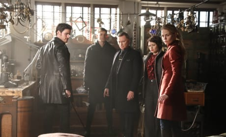 Disappearing Act - Once Upon a Time Season 6 Episode 19