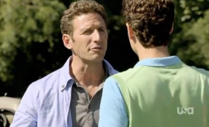 Royal Pains Season Finale Review: 50/50
