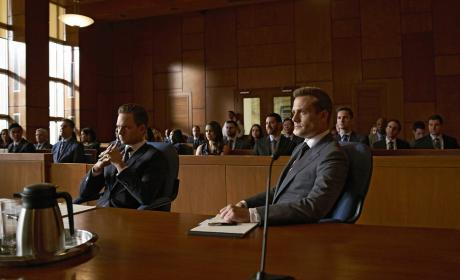 It's All A Waiting Game - Suits Season 5 Episode 15