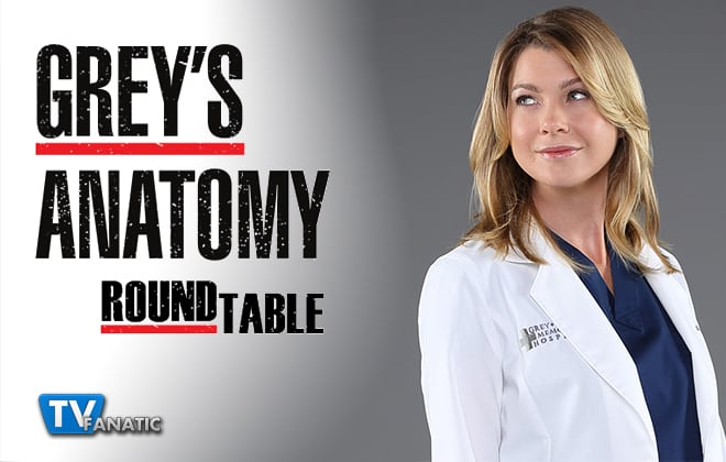 Grey's Anatomy Round Table: Give James Pickens Jr. All the Awards!!