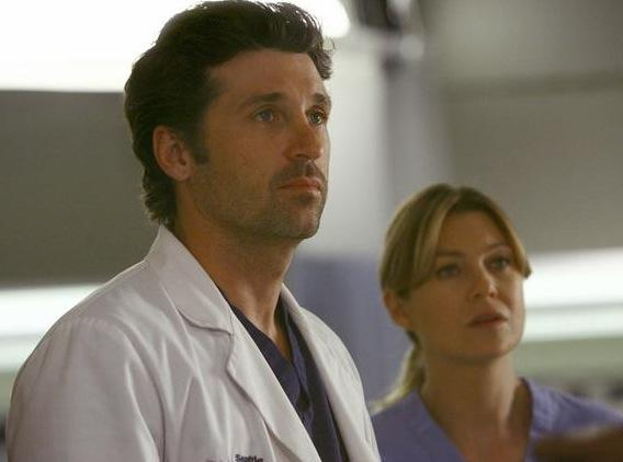 McDreamy and Meredith