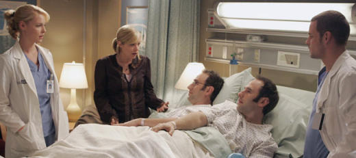 Izzie, Alex and the Twins