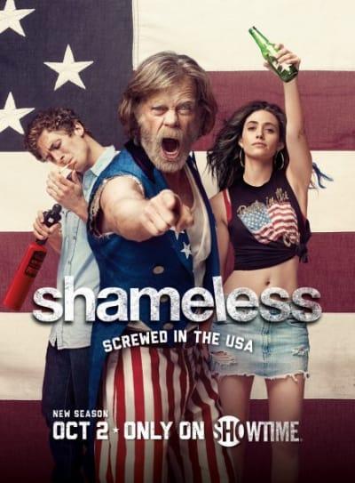 Shameless Season 7 Poster