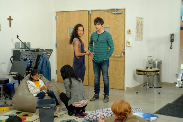 I Volunteer - The Fosters Season 4 Episode 15