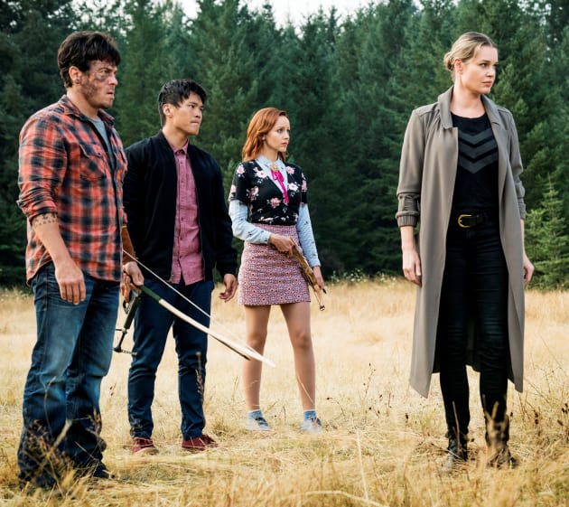 Field of Battle - The Librarians Season 4 Episode 11