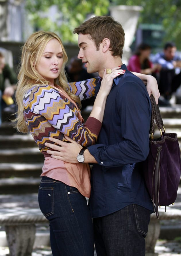 Gossip girl vs serena dating nate