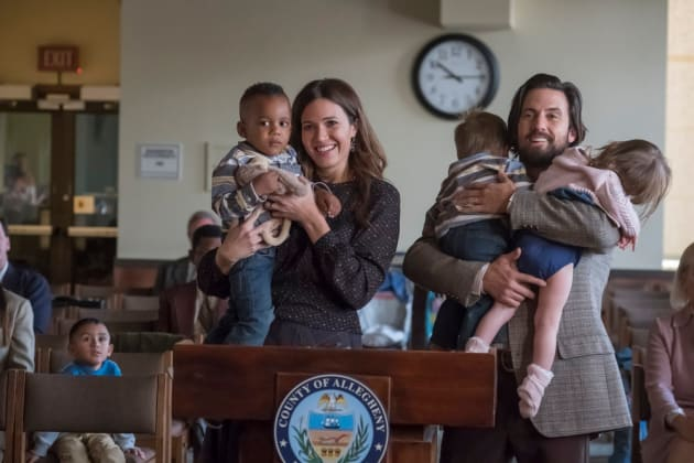 Welcome to the Family - This Is Us Season 2 Episode 7