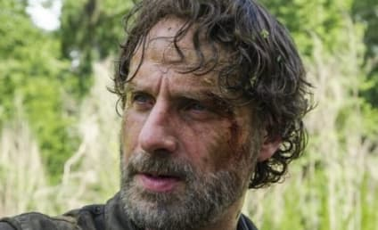 The Walking Dead: Yes, Andrew Lincoln IS Leaving!