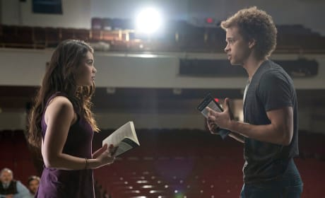 Theater Students on Rise