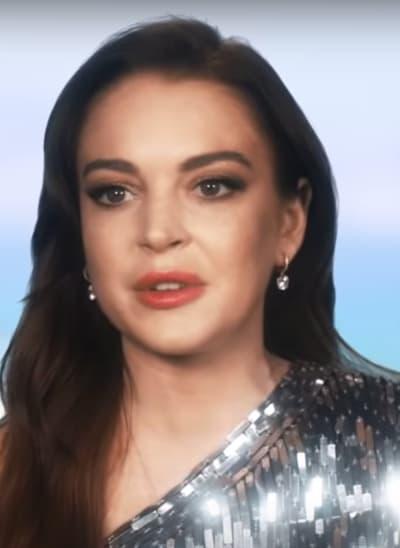 Lindsay Lohan Is Mad - Lindsay Lohan's Beach Club
