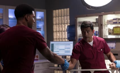 The Night Shift Season 4 Episode 1 Review: Recoil