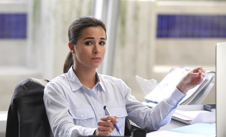 Agent Michelle Vega - The Mentalist Season 7 Episode 1