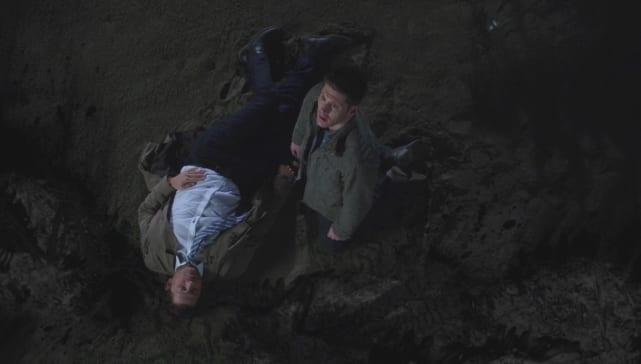 Castiel's Sudden Demise- Supernatural