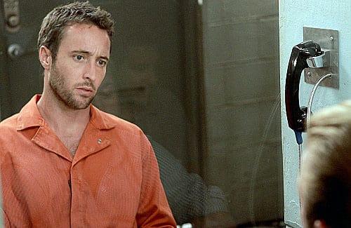 Steve McGarrett in Prison