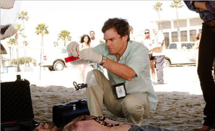 Dexter Spoiler Pic: What Happened Here?!?