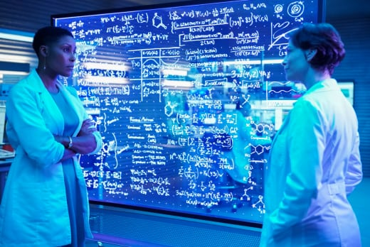 Scientific Formulas - Black Lightning Season 2 Episode 5