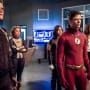Team Flash Gets A Surprise  Season 5 Episode 2
