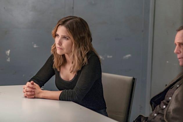 Lindsay Interrogates Severide - Chicago PD Season 4 Episode 9
