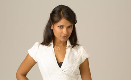 Dilshad Vadsaria on Greek