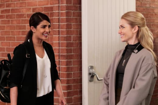 Albey Back Together At Last - Quantico Season 2 Episode 14