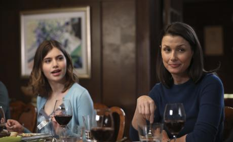 Nicky and Erin - Blue Bloods Season 7 Episode 13