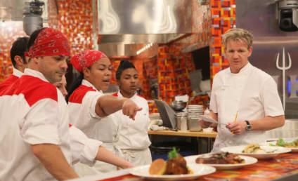 Hell's Kitchen: Watch Season 11 Episode 12 Online