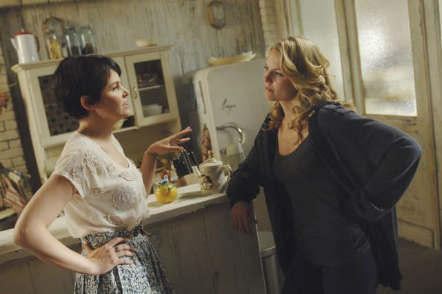 Mary Margaret and Emma