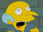 Mr. Burns in Prison