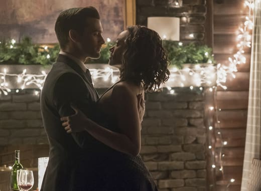 Could This Be Their Last Dance? - The Vampire Diaries Season 7 Episode 19
