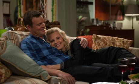 Adam and Kristina Braverman - Parenthood Season 6 Episode 2