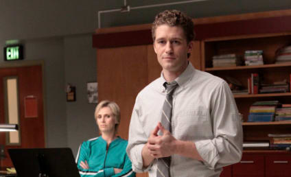Matthew Morrison Speaks on Glee Character, Future