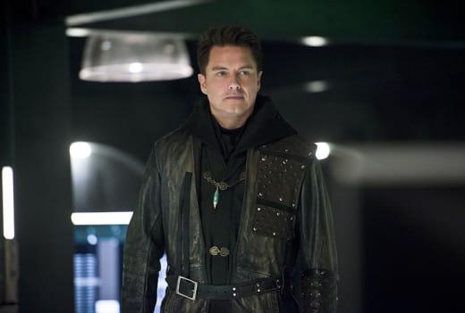 Get Out - Arrow Season 4 Episode 18