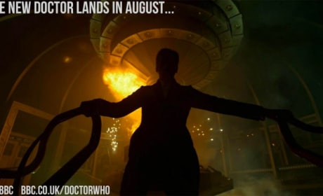 Doctor Who Return Teaser
