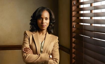 Scandal Exclusive: Kerry Washington Answers Fan Questions, Talks Olivia's Fashion Sense, Friendship With Cyrus