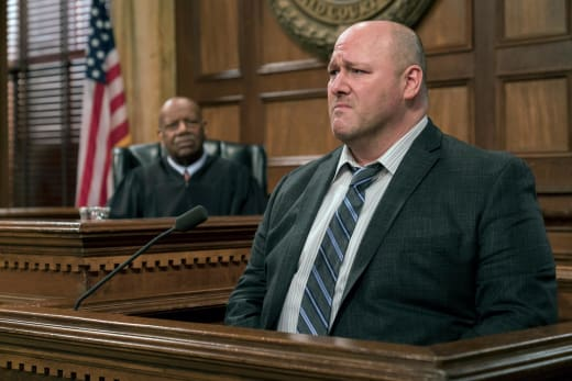 A Distraught Father - Law & Order: SVU Season 19 Episode 16