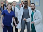Blizzard Blues - The Resident Season 2 Episode 19