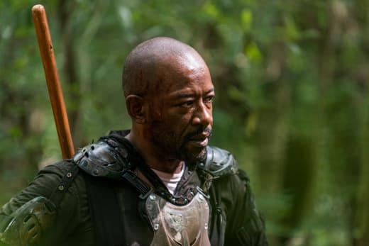 I Don't Die - The Walking Dead Season 8 Episode 3