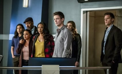 The Flash Season 5 Episode 17 Review: Time Bomb