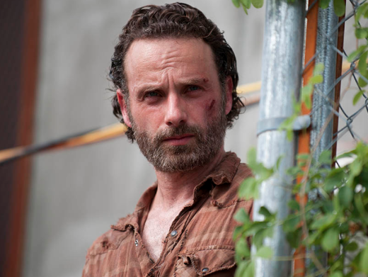 Close Up of Rick