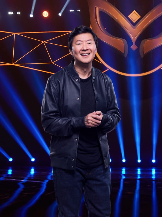 Ken Jeong on THE MASKED SINGER