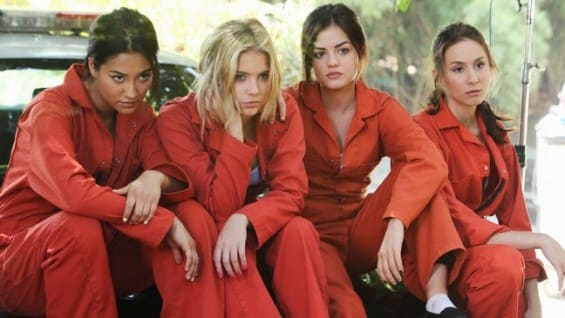 The Liars - Pretty Little Liars