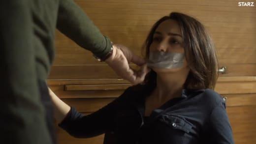Captive Clare - Counterpart Season 2 Episode 10