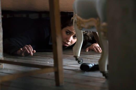 Zapata In Hiding - Blindspot Season 2 Episode 15