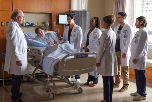 Recruiting the Residents - The Good Doctor Season 4 Episode 11